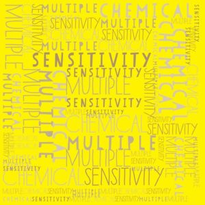 Multiple chemical sensitivity image